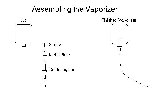 vaporizer diagram